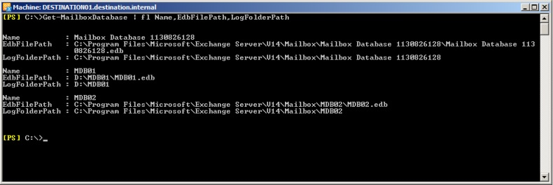 powershell - how to get mailbox size in exchange 2010 ...