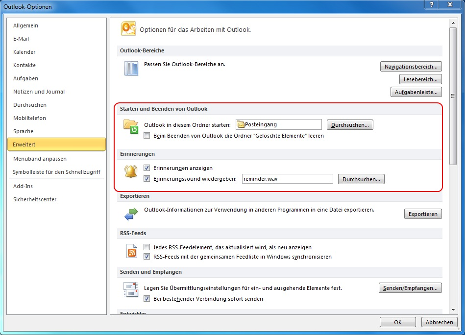 how to disable add ins in outlook 2010