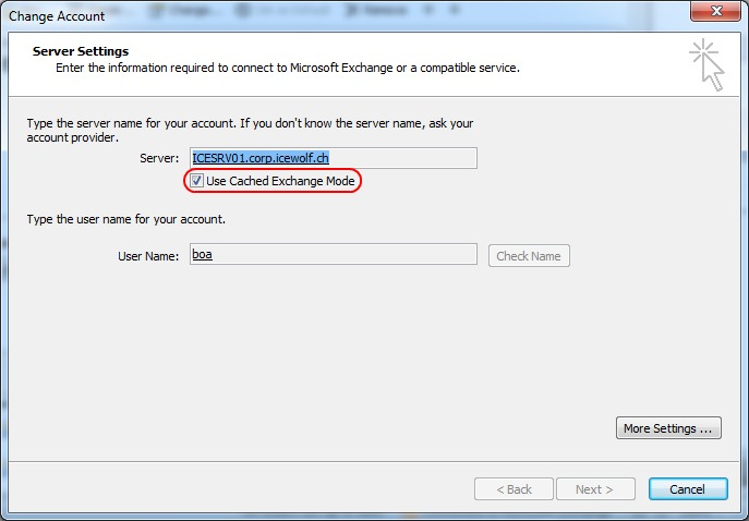 What happens to outlook 2010 mailtips if client is offline - Office 365 server settings for outlook 2010 ...