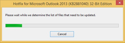 Patch outlook 2007 exchange 2013 email