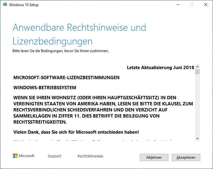 Windows 10 1903 available