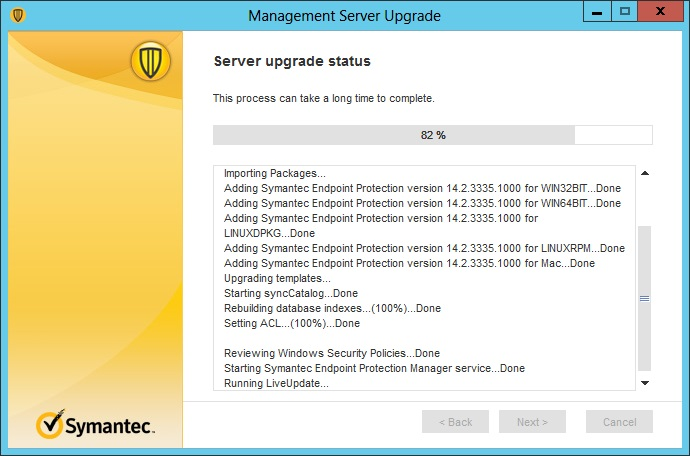 Symantec Endpoint Protection 14 2 RU1 (14 2 1)