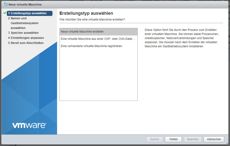 Installation of openSuse Leap 15 1